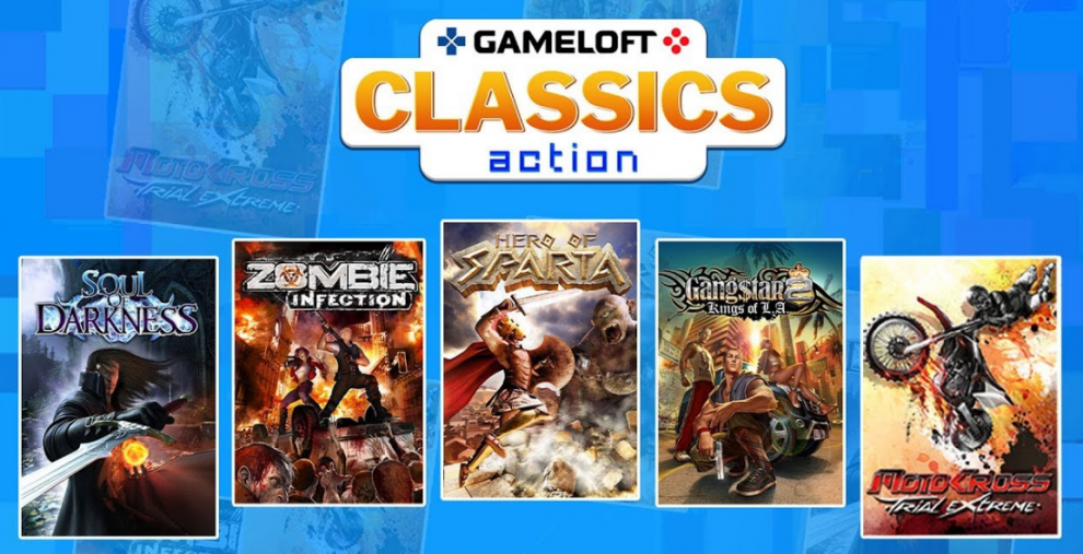 Gameloft Classics: 20 Years