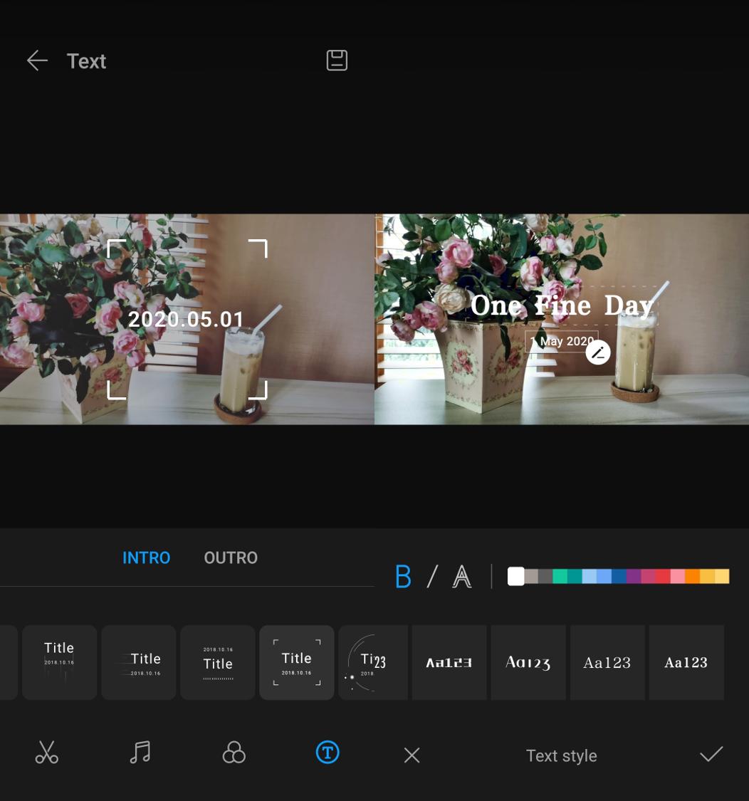 HUAWEI nova 7i AI Video Editing 9