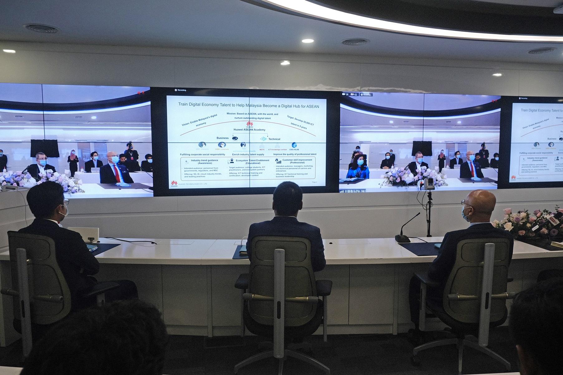 Huawei Launches ASEAN Academy to Empower Digital Talent and Nurture Digital Ecosystem (3)