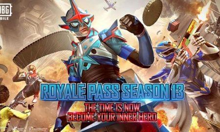 PUBG MOBILE Royale Pass Season 13