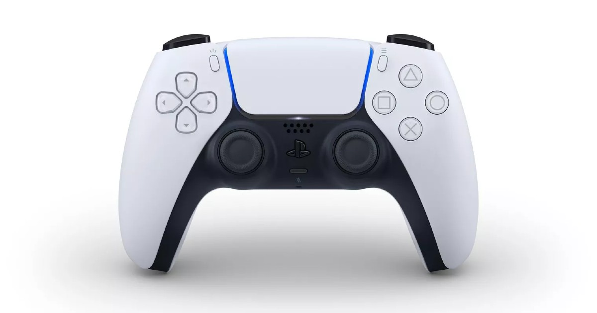 PlayStion 5 Controller PS5 Header