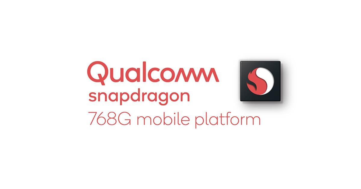 Qualcomm Snapdragon 768G Header