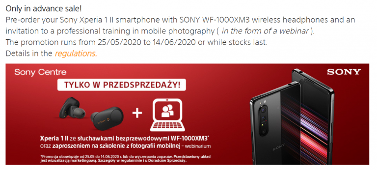 Sony-Xperia-1-II-Poland-pre-order-768×346