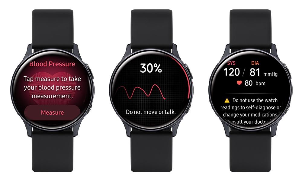 ซัมซุงเปิดให้ผู้ใช้ Galaxy Watch Active 2 ในเกาหลีสามารถใช้ Samsung Health Monitor วัดความดันเลือดได้แล้ว