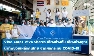 Vivo Cares Vivo Shares csr covid 19