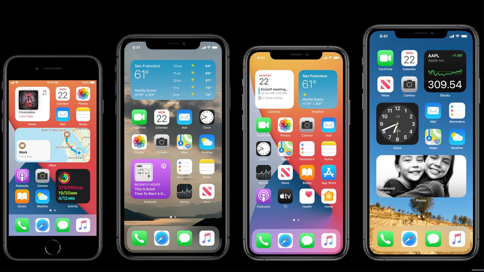 iOS 14 มีอะไรใหม่