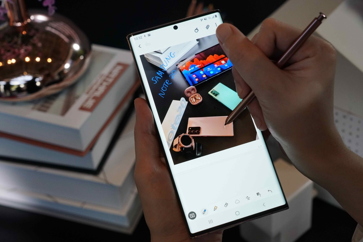 Galaxy Note20 Experience Day 03