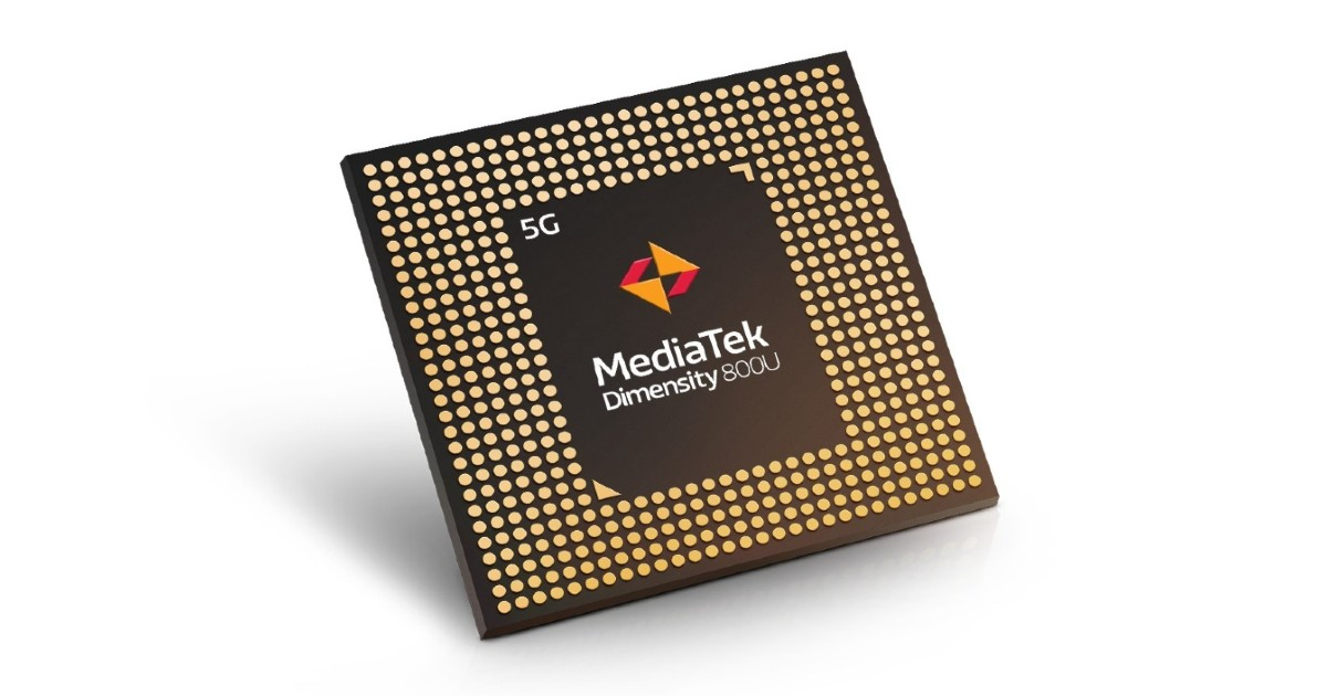 MediaTek Dimensity 800U header