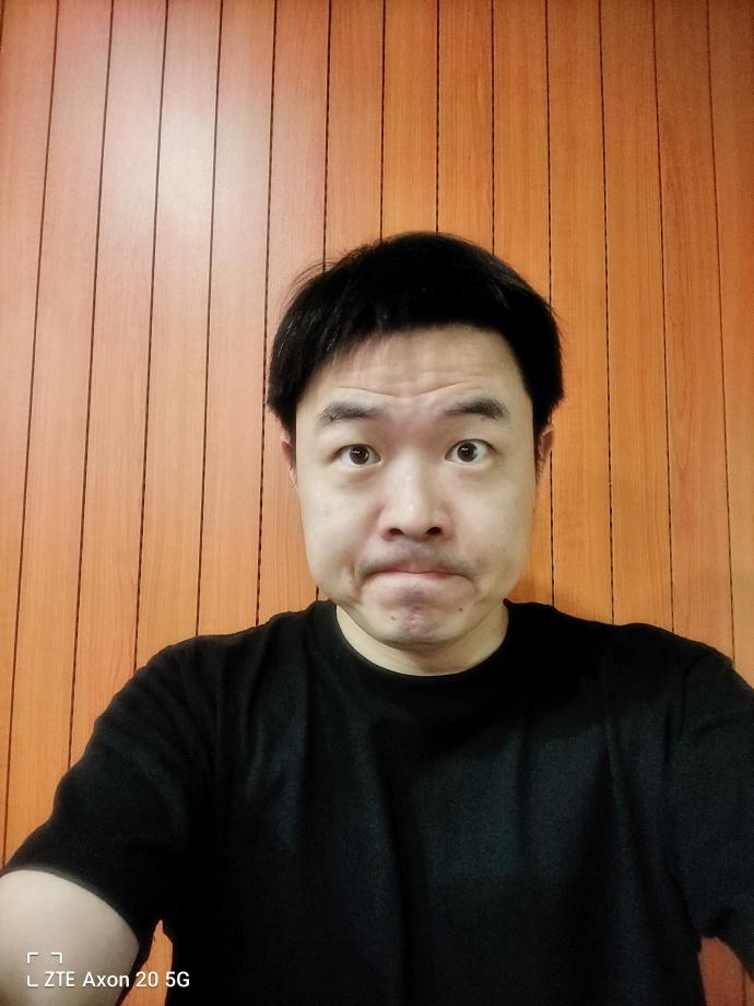 ZTE Axon 20 5G selfie camera