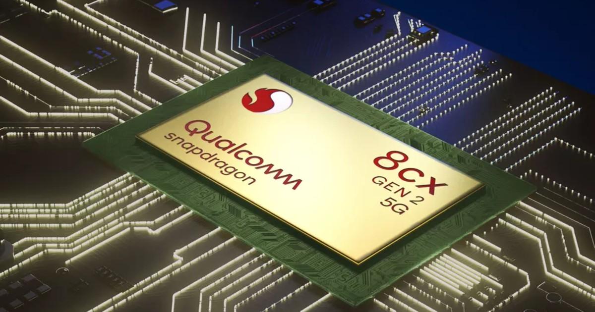 Qualcomm Snapdragon 8cx Gen 2 Header