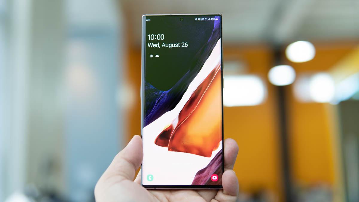Samsung Galaxy Note20 Ultra-17