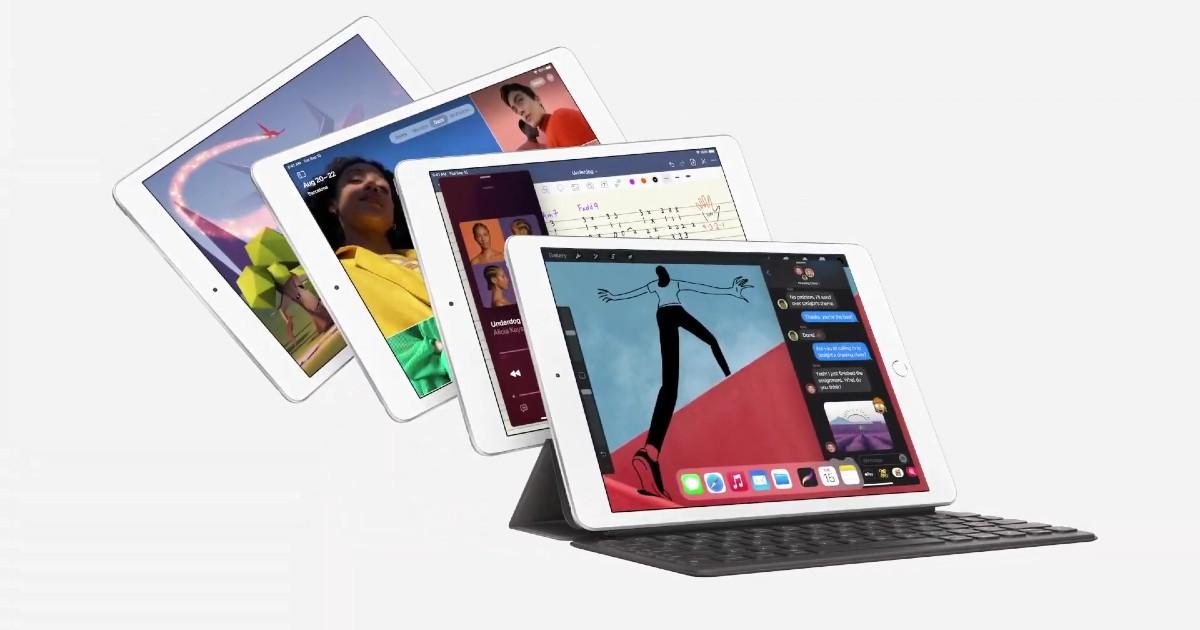 iPad 8th Gen Header
