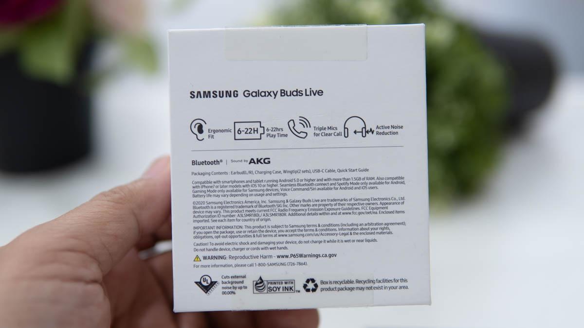 Samsung Galaxy Buds Live-22