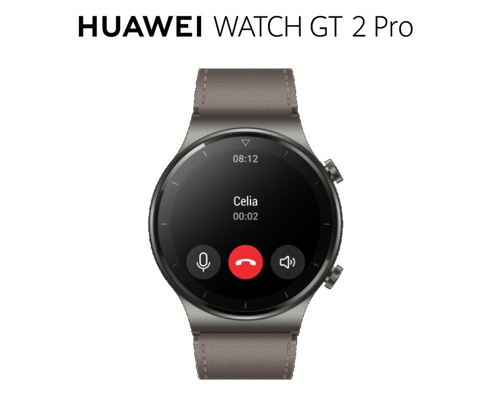 4. HUAWEI Watch GT 2 Pro_Call receiving