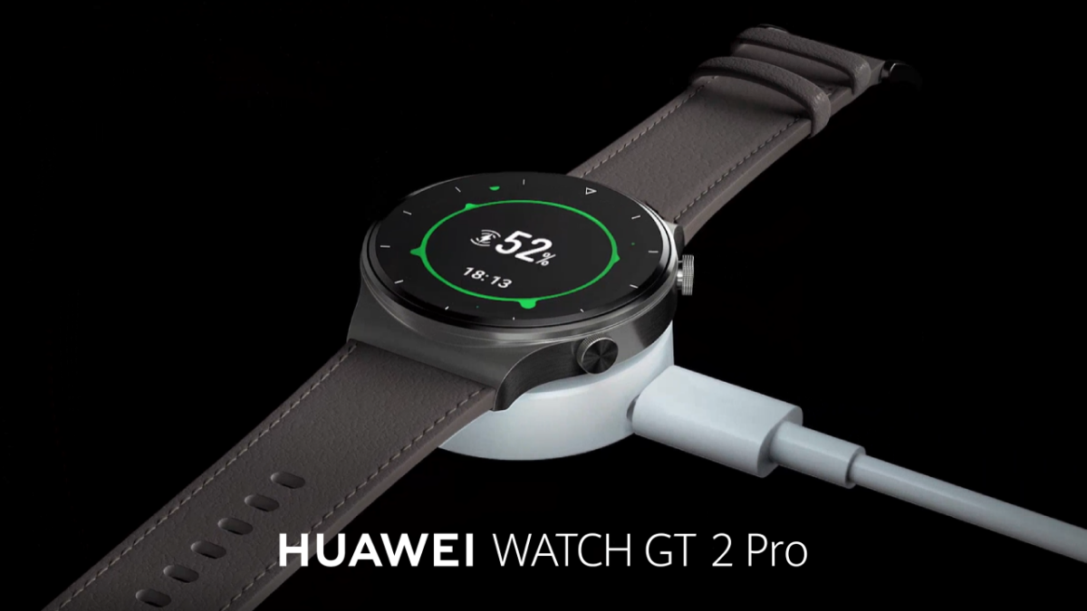 5. HUAWEI Watch GT 2 Pro_SuperCharge