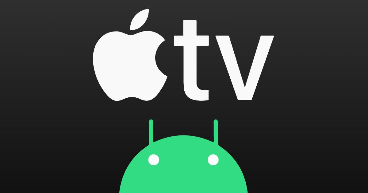 Android TV Apple TV Header