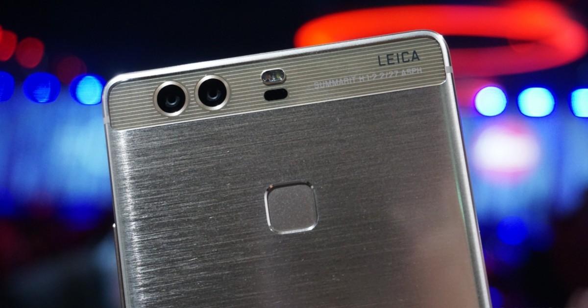Huawei P9 Plus Leica Header