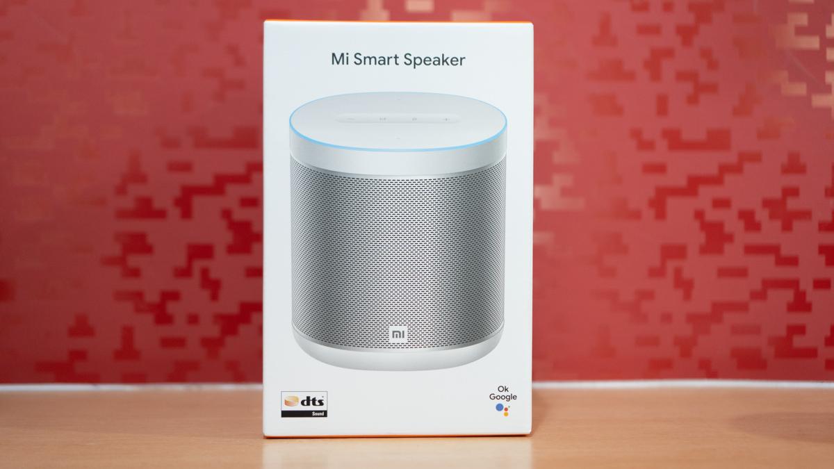 Mi Smart Speaker-4