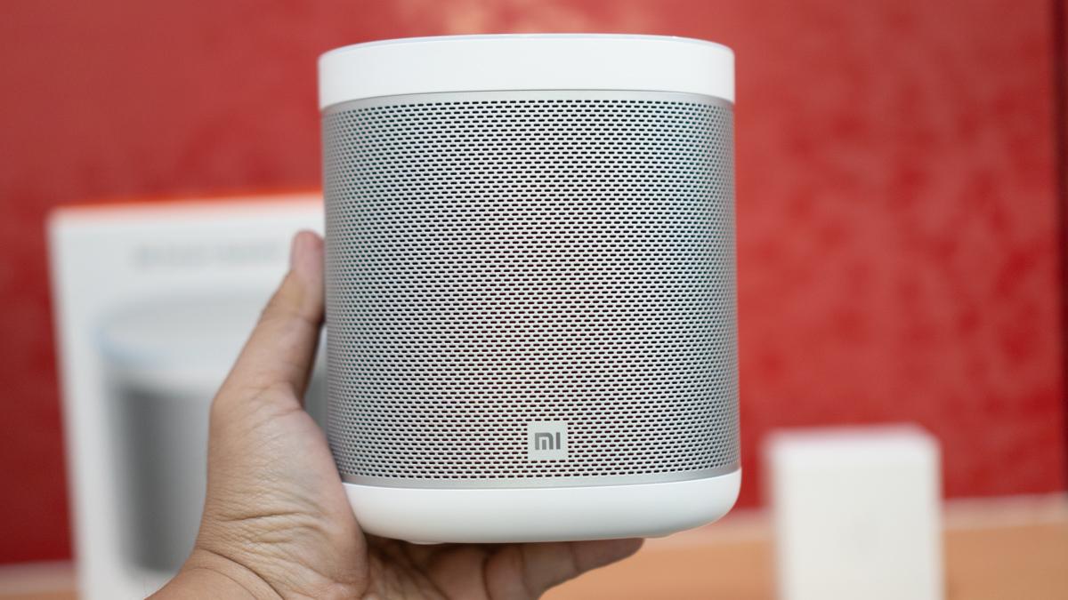 Mi Smart Speaker-9