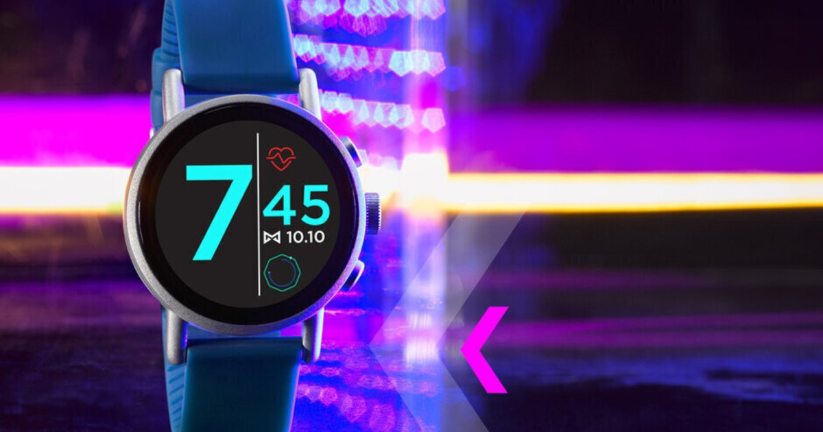 OnePlus Watch Mockup Header