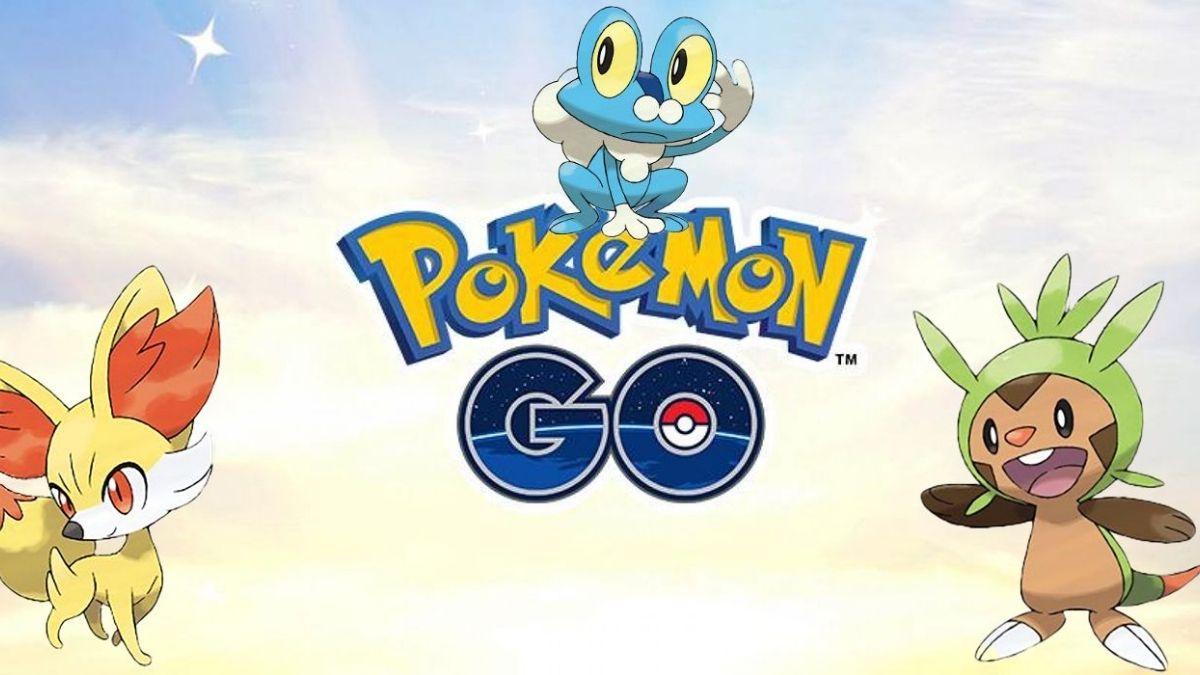 Pokemon Go Gen 6 starter