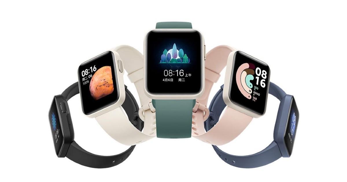 Redmi Watch Header