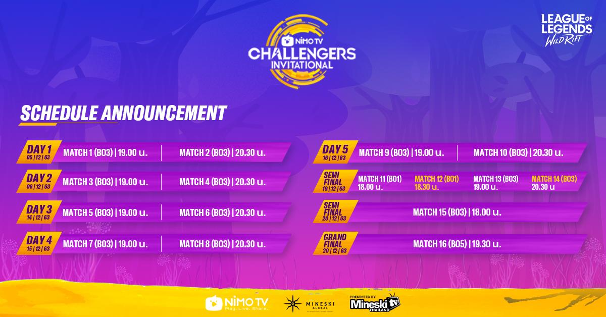 Schedule Announcement_1200x628