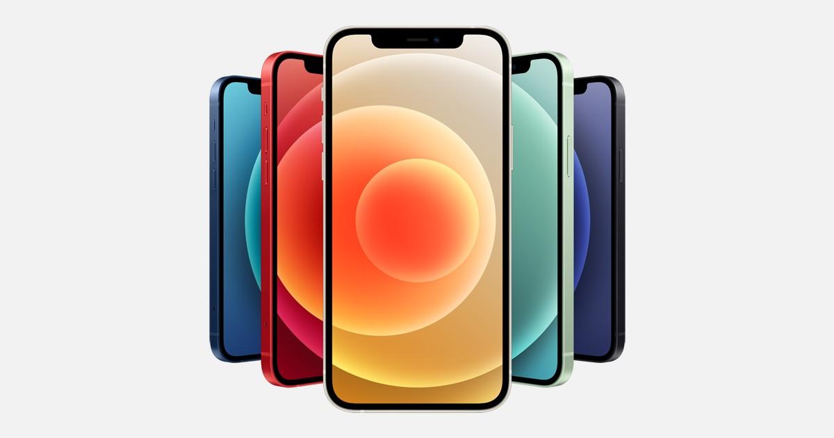 iPhone 12 Header