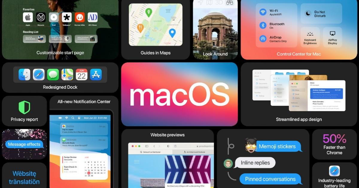 macOS Big Sur Header