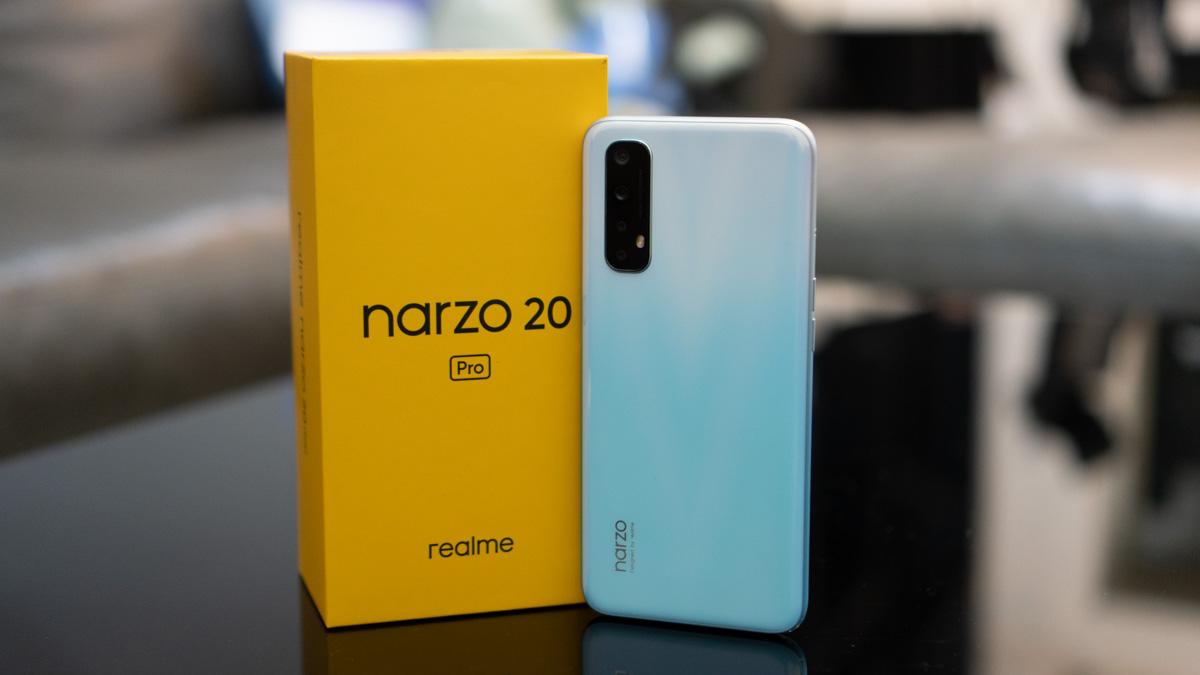 realme narzo-28