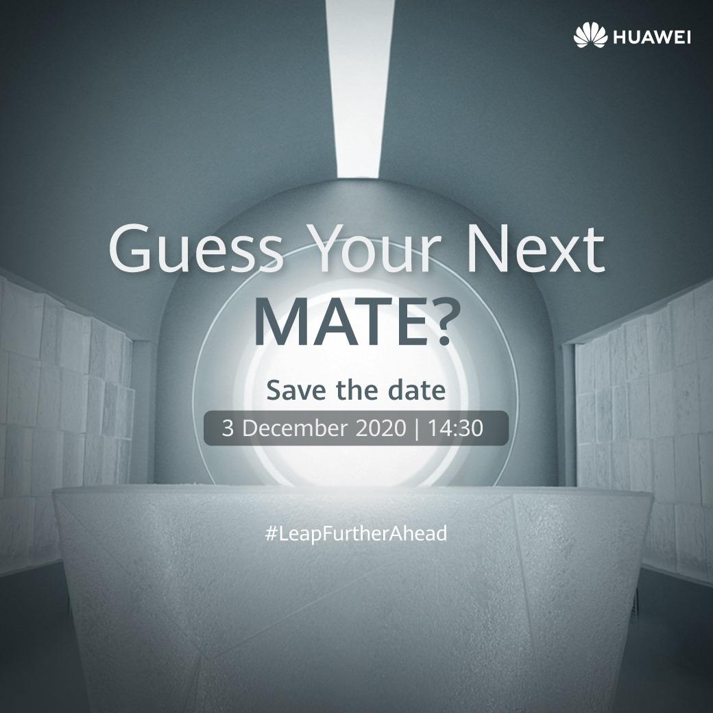 HUAWEI Mate 40 Series_Live Teaser