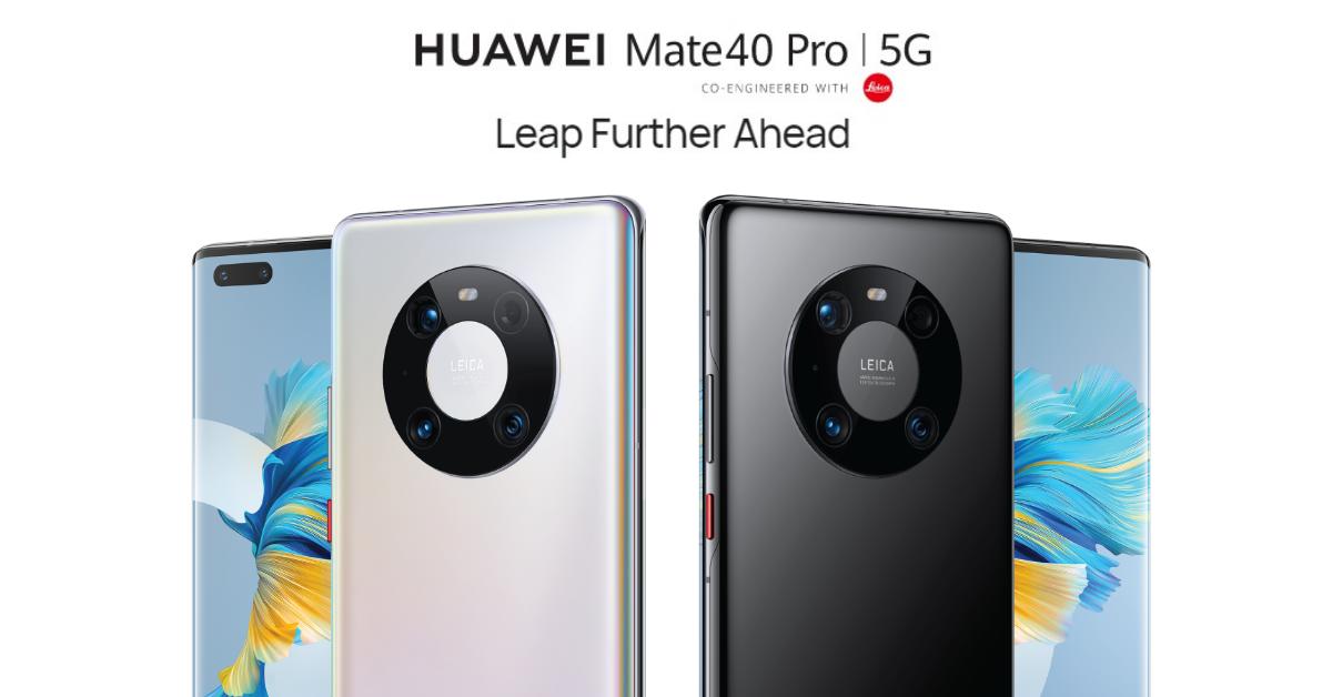 Mate 40 Pro 5G