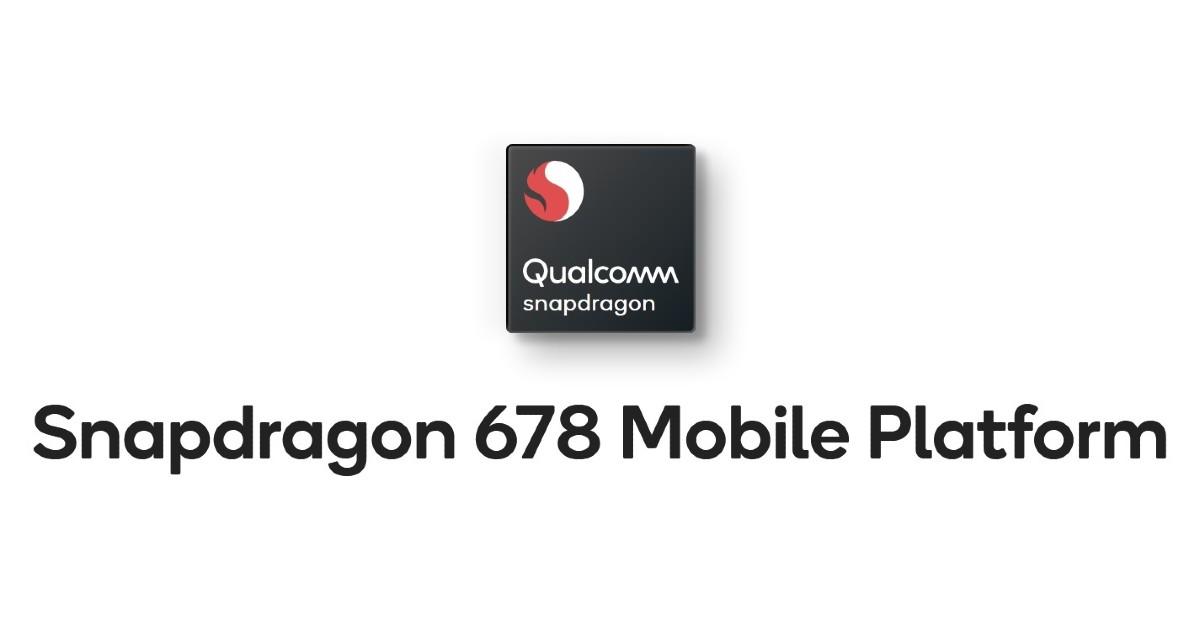 Snapdragon 678 Mobile Platform Header