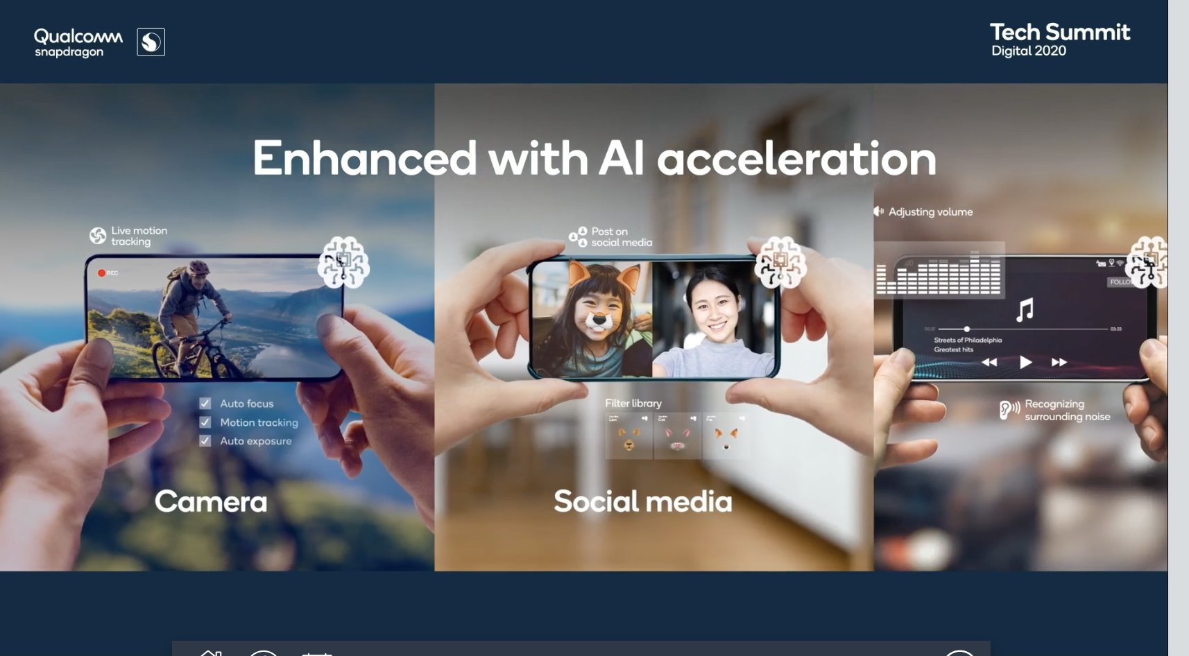 Snapdragon 888 5G AI Feature