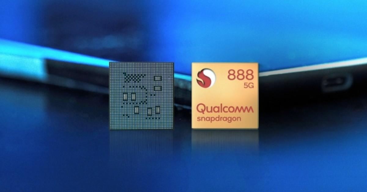 Snapdragon 888 5G Header