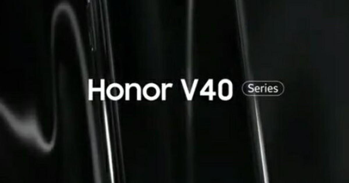 Honor V40 Header