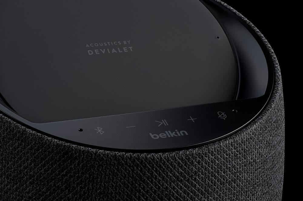 SOUNDFORM ELITE™ Hi-Fi Smart Speaker + Wireless Charger 1