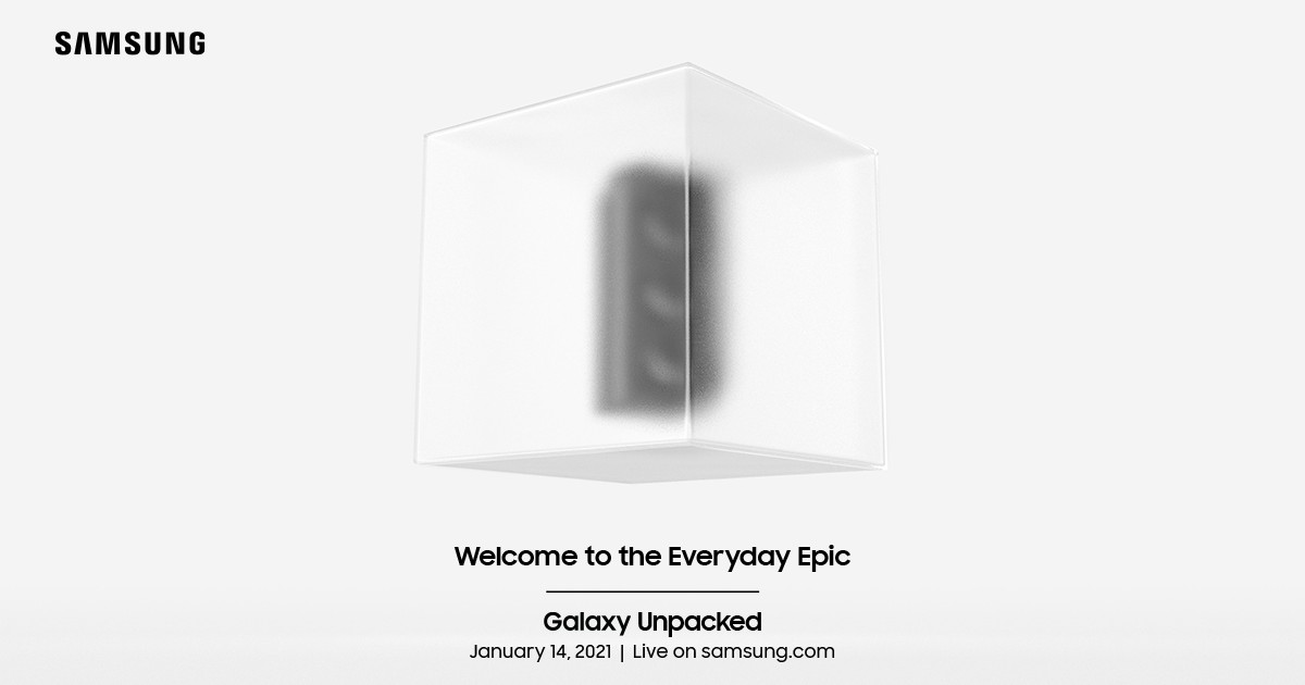 Samsung Galaxy Unpacked 2021 Header