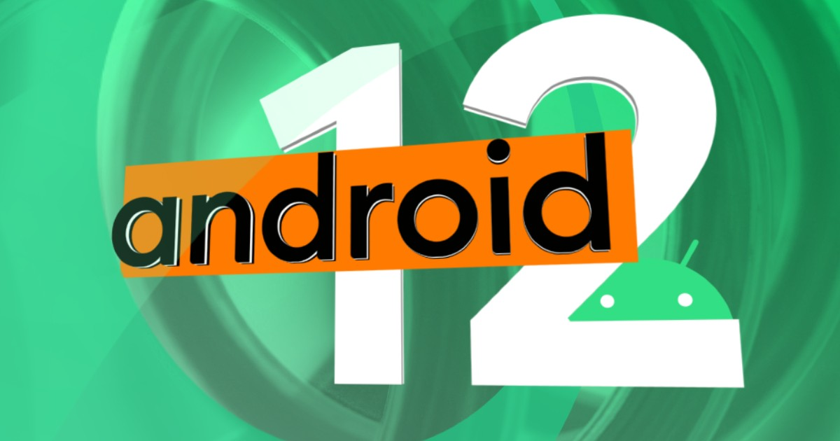 Android 12 Header