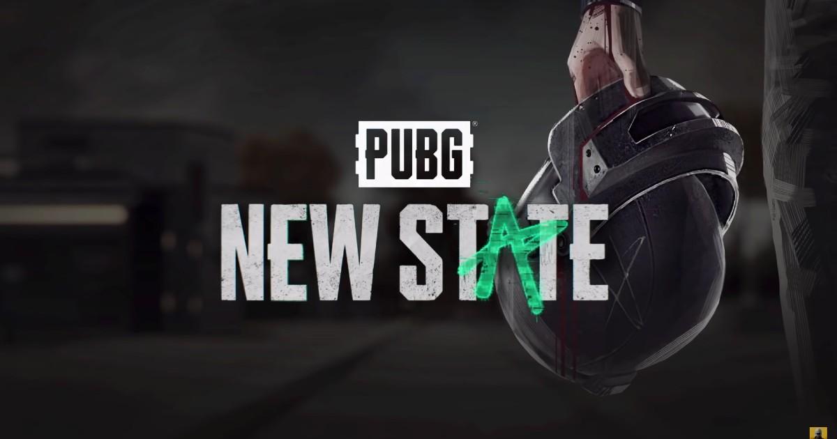PUBG New State Header