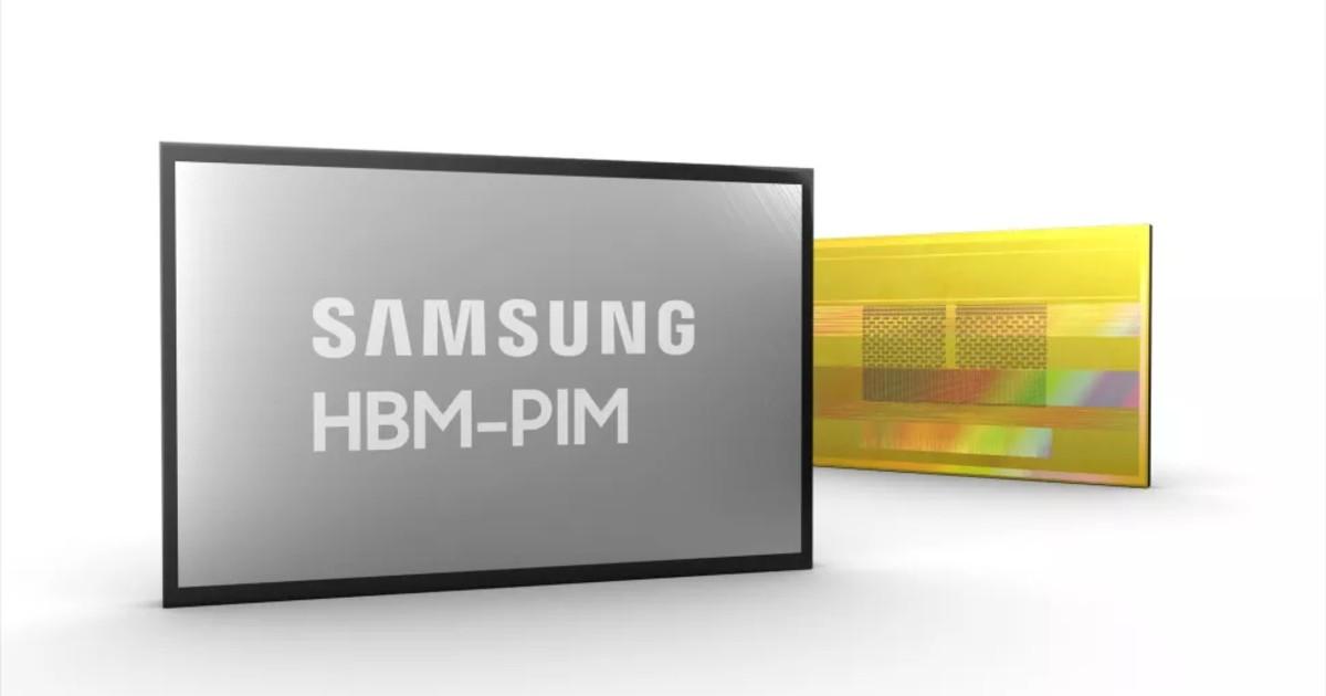 Samsung HBM-PIM Header
