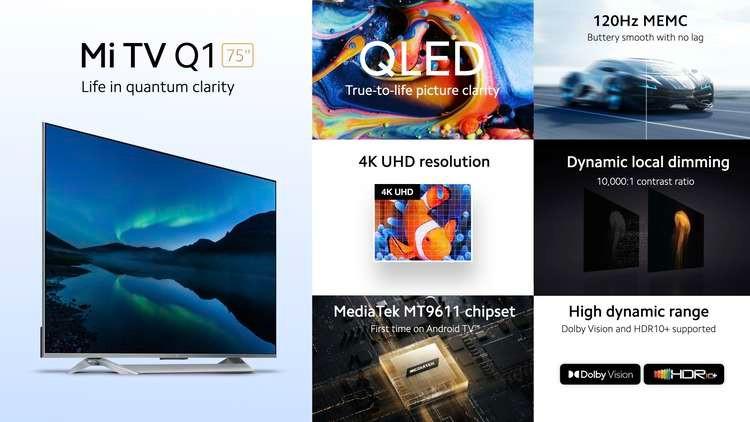 Xiaomi Mi TV Q1 (1)