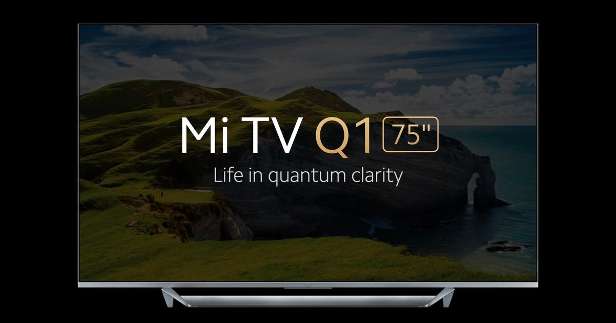 Xiaomi Mi TV Q1 75 Header