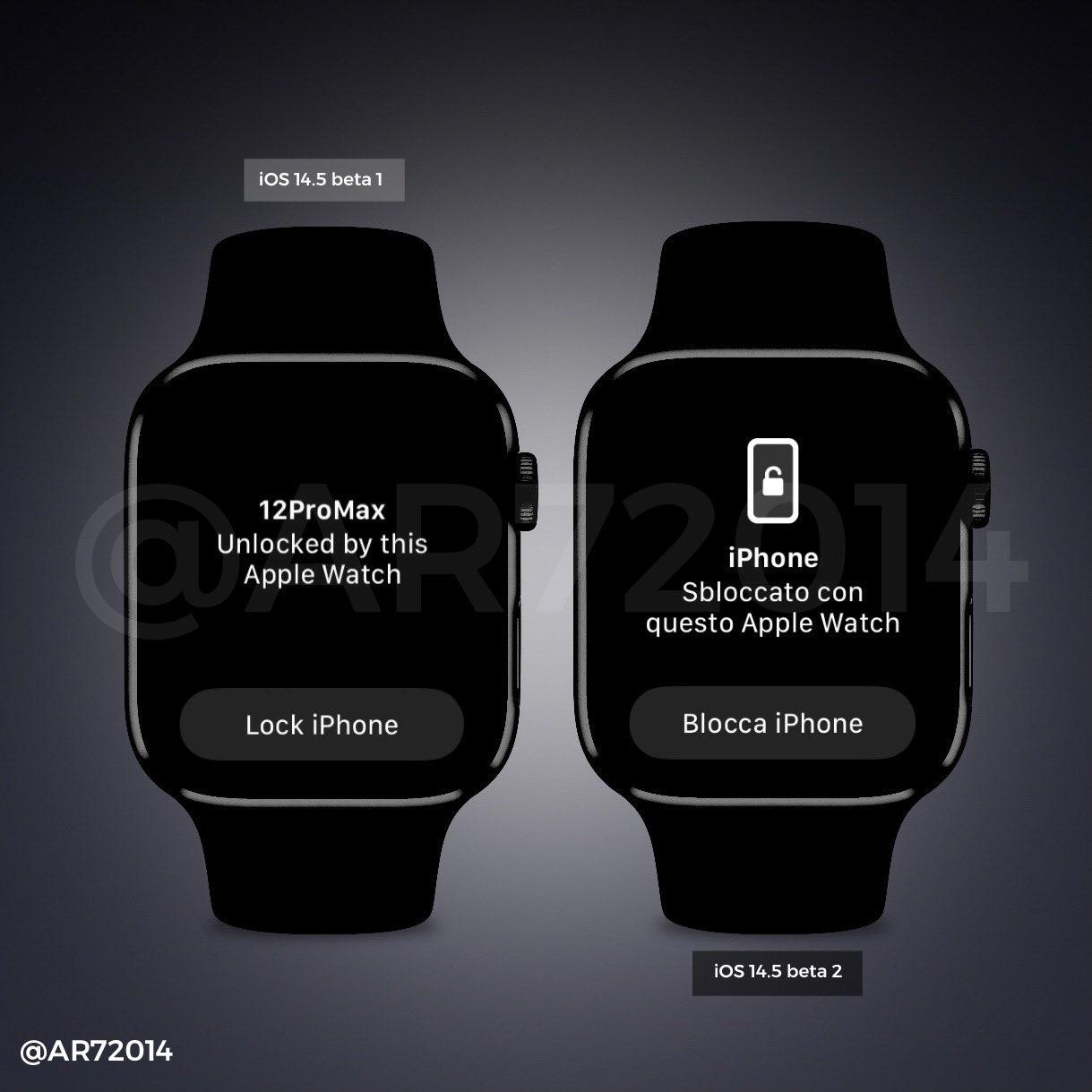watchOS 7.4 beta unlocked