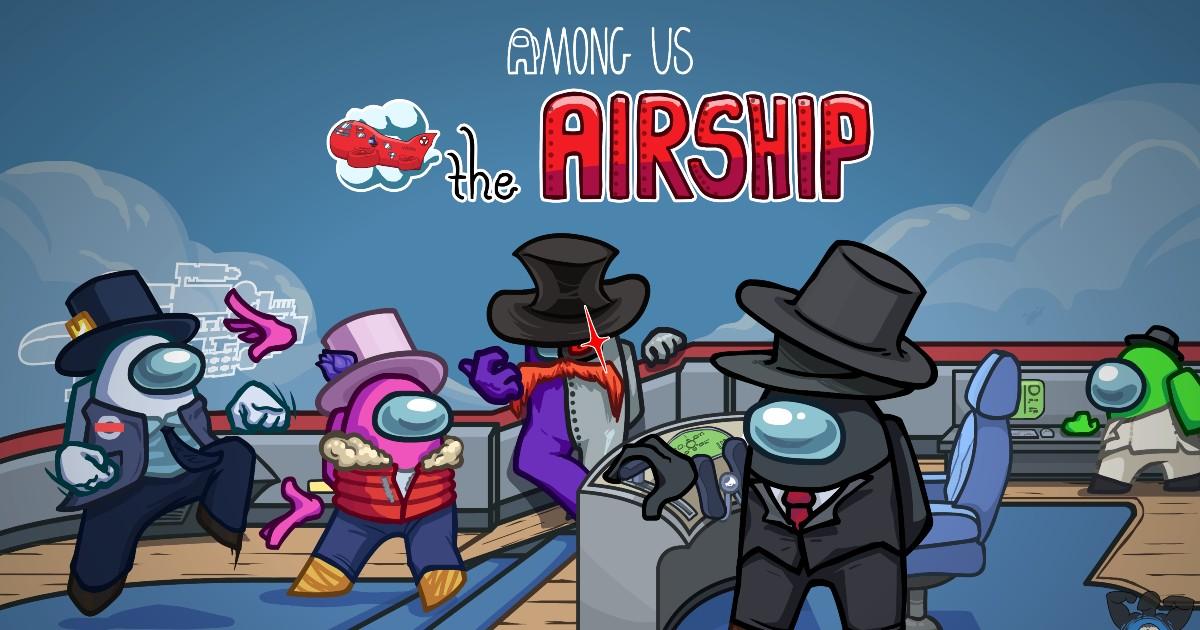 Among Us The Airship header
