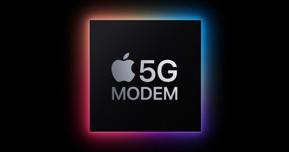 Apple 5G Modem header