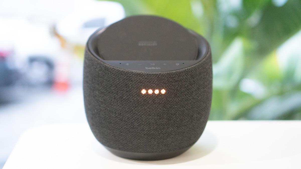Belkin Soundform Elite Smart Speaker-11