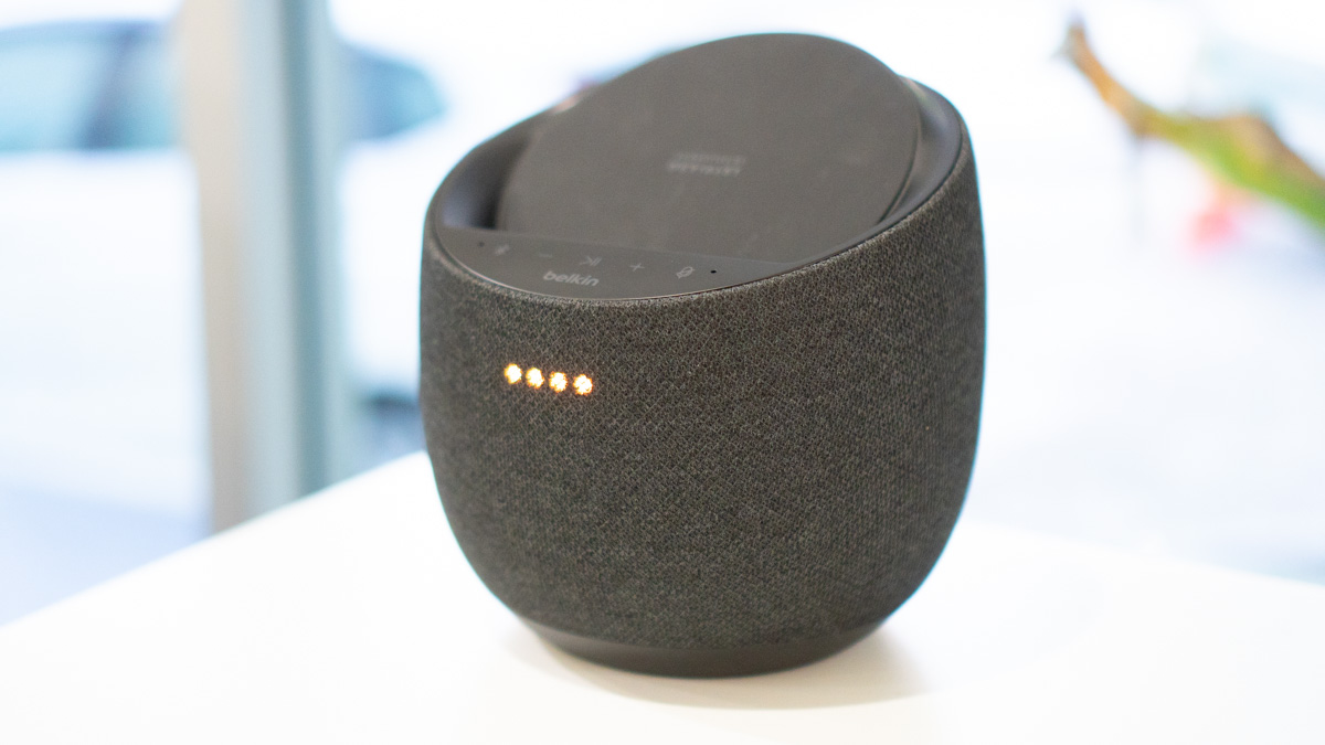 Belkin Soundform Elite Smart Speaker-15
