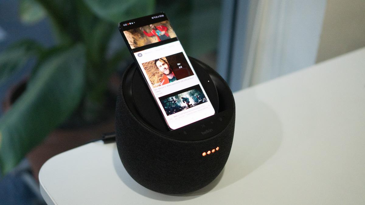 Belkin Soundform Elite Smart Speaker-18