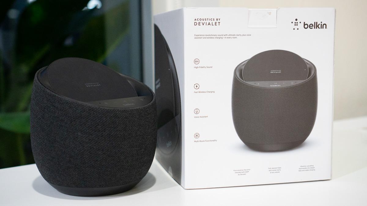 Belkin Soundform Elite Smart Speaker-29